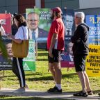 Australia election: Voters go to polls with opposition Labor party tipped to win