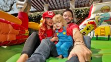 Christina Aguilera Throws Daughter Summer Rain a Super Mario Bros.-Themed 2nd Birthday Bash