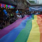 Hong Kong's pride parade downgraded to 'public meeting' as protests swirl