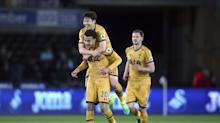 Tottenham keep title dream alive with dramatic Swansea win - Five things we learned