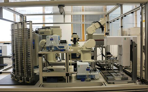 Eve the robot scientist discovers new drug candidate for malaria