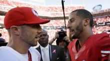 Alex Smith on Colin Kaepernick's continued unemployment: 'Crazy at this point'