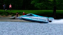Jaguar just smashed a world record for the fastest electric speedboat