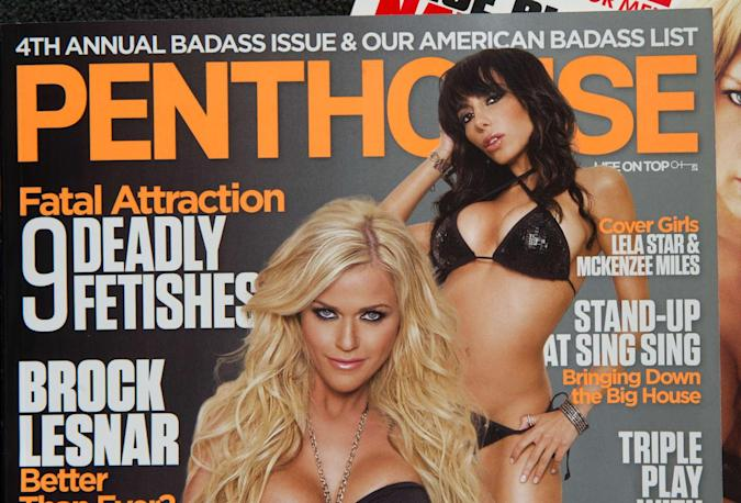 Penthouse drops print magazines to deal with internet porn (updated)