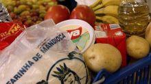 Gasolina e alimentos têm alta, mas inflação fica em 0,24%