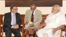 Bill Gates commends Modi for success of Swachh Bharat initiative