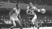 The Lakers are giving Elgin Baylor a statue, and it's about damn time