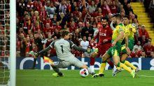 Liverpool thump Norwich 4-1 in Premier League season opener