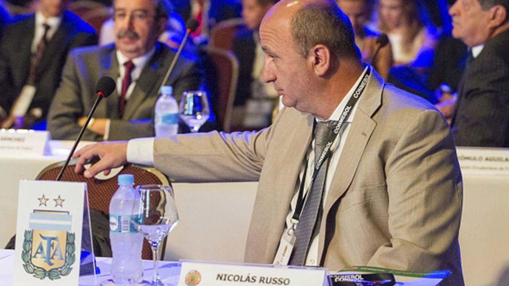 """Russo: """"No se tocó el tema Bauza con el Comité"""""""