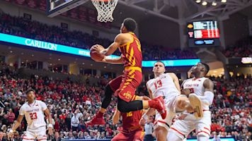 Iowa St. hands No. 8 Texas Tech 1st Big 12 loss