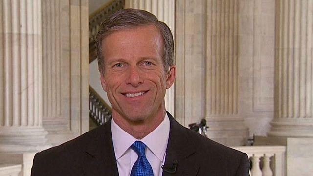 Sen. Thune on Obama's dinner with GOP senators