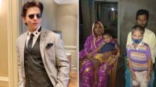 Shah Rukh Khan Extends Help to Kid in Muzaffarpur Station Video