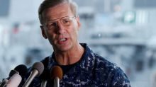U.S. Navy to relieve Seventh Fleet commander after collisions in Asia: source