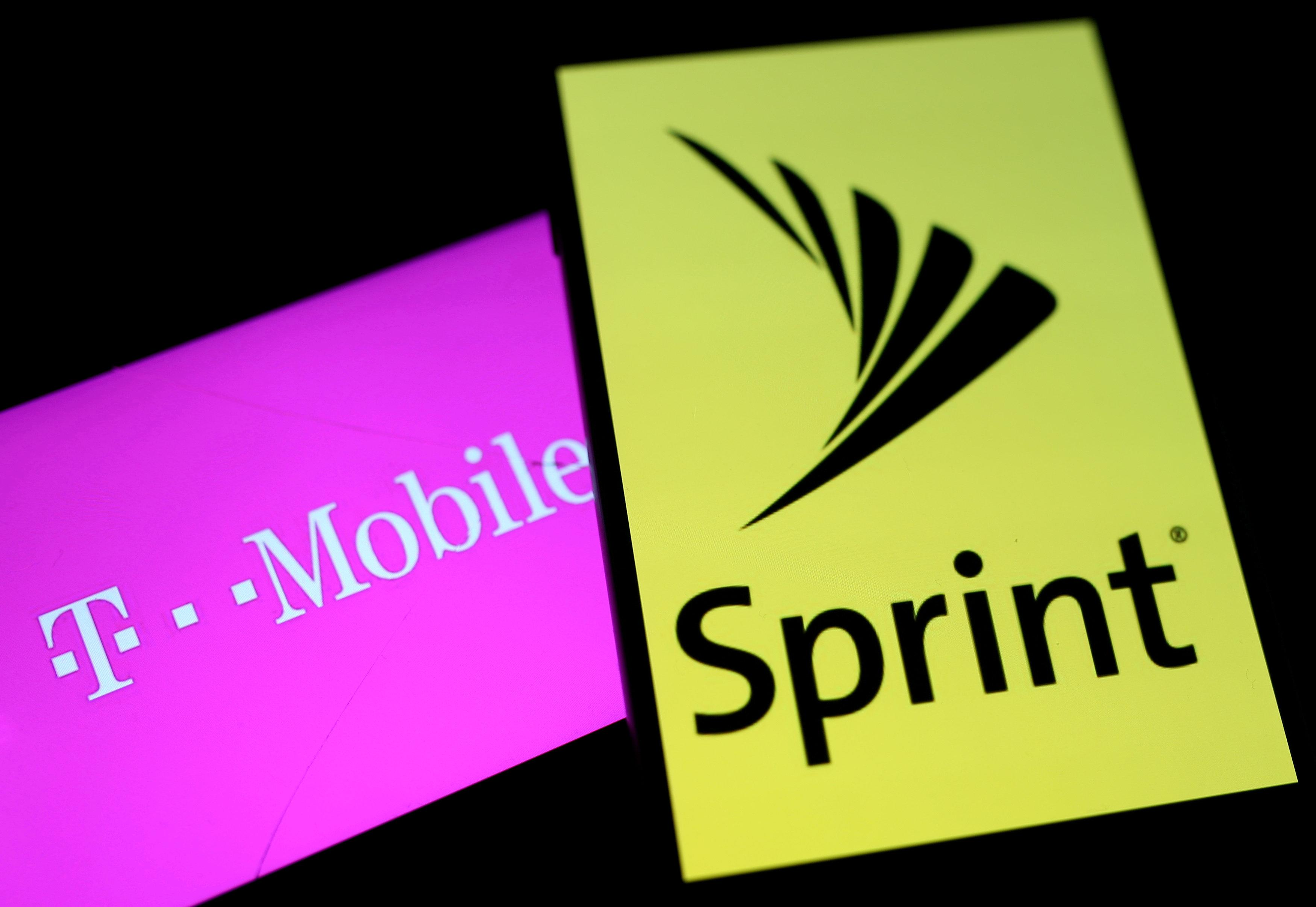 T-Mobile, Sprint say $26 billion deal would give U S  tech lead over China
