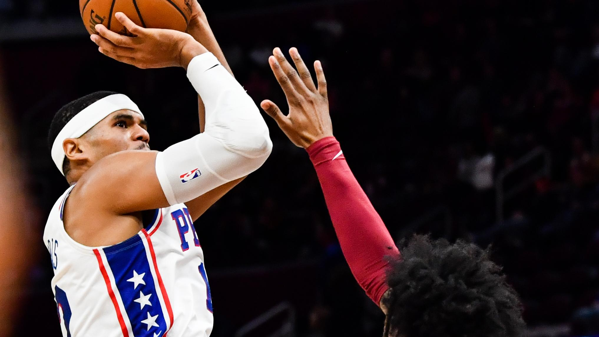 Sixers' imperfect fit has led to growing pains offensively