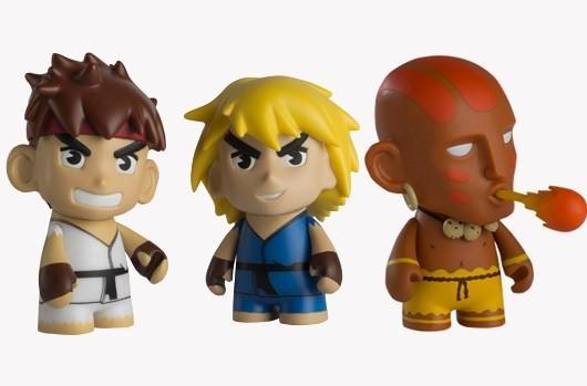 These Street Fighter figures will pummel your heart