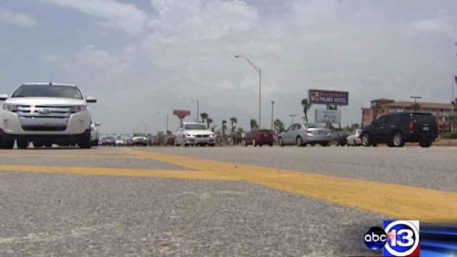 Seawall parking is no longer free in Galveston