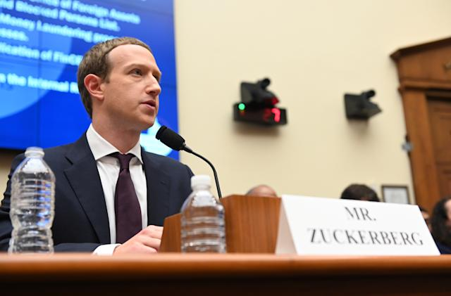 Mark Zuckerberg proposes a 'thoughtful reform' of Section 230