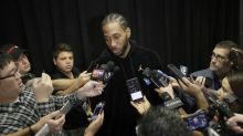 Kawhi Leonard says he'll be back 'just whenever,' which will reportedly be this week