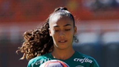 Palmeiras Feminino: Juliana Passari fará cirurgia no joelho direito