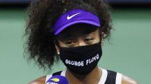 Naomi Osaka won in two amazing ways: Athleticism and activism