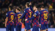 Messi surpasses Ronaldo as Barca star breaks more La Liga records