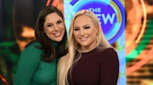 Meghan McCain reveals she almost didn't work at 'The View' ahead of 5,000th episode