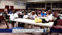 Parents, Community Leaders Hold Town Hall Meeting On School District