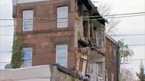 3 rescued from building collapse in Parkside