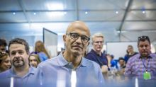 Microsoft isn't cool and CEO Satya Nadella is really OK with that