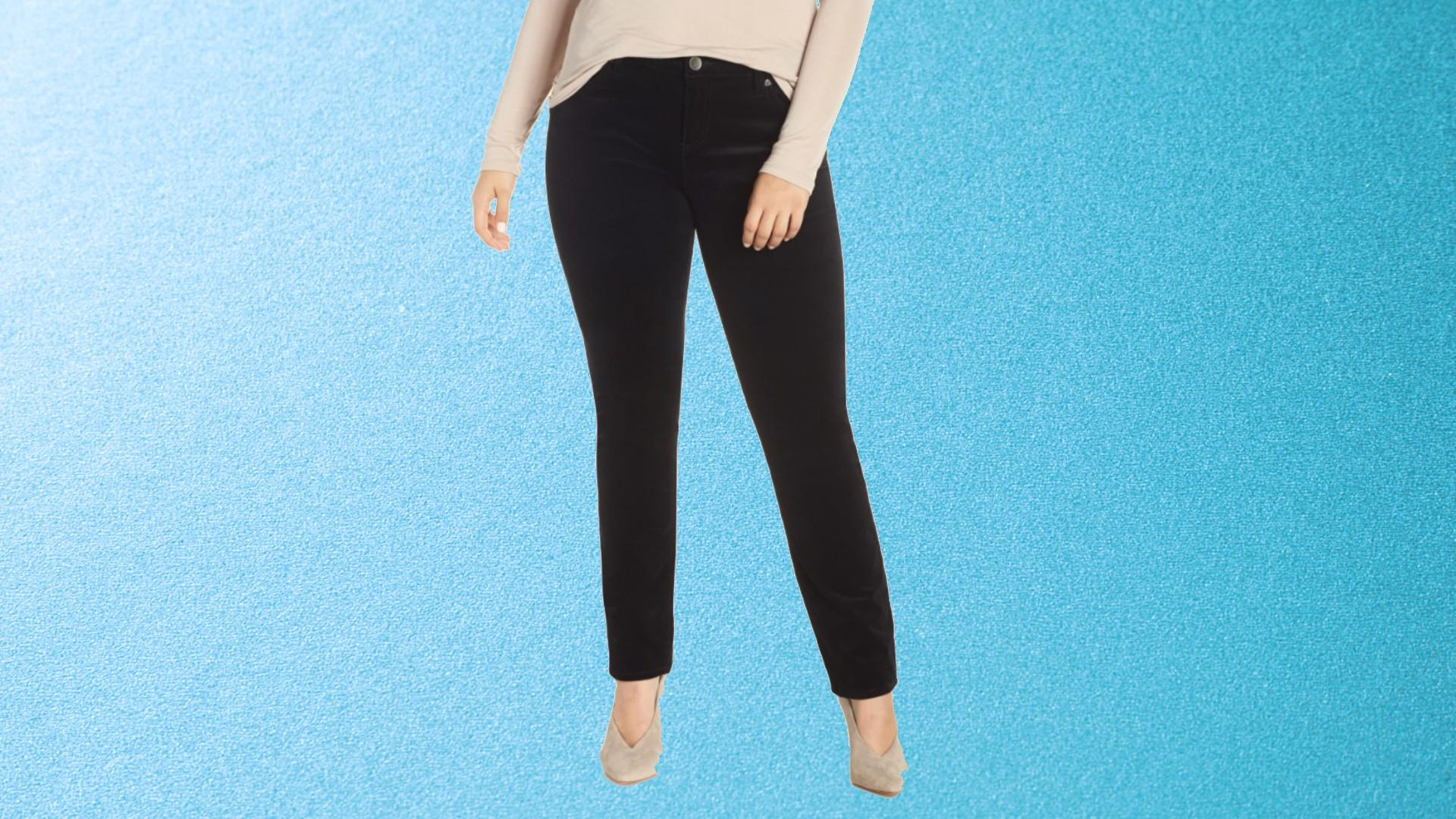 These corduroys are so comfy and flattering, you'll never want to wear jeans again