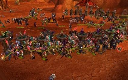 Join WoW Insider on the TTR tomorrow