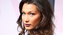 Bella Hadid Dyed Her Hair Brown Before the Victoria's Secret Fashion Show