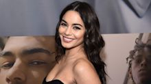 Vanessa Hudgens makes the case for bold athleisure in $258 snake-print look