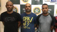 Integrantes da quadrilha de Ecko são presos quando tentavam expandir milícia para Nilópolis
