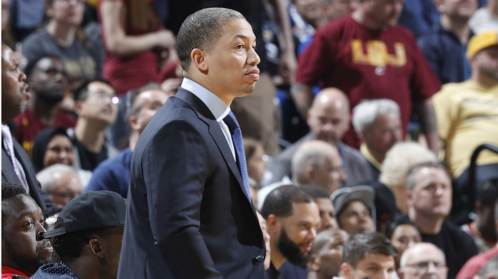 Cavs' Tyronn Lue appears to criticize Thunder for not playing Russell Westbrook enough