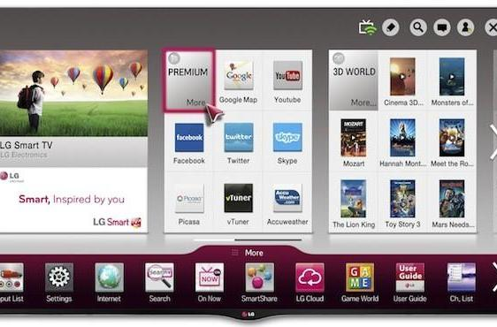 LG details LCD, plasma HDTV lineup for 2013: 4K, Miracast, NFC, WiDi and more
