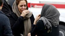 Rescuers scour mountain for Iran plane lost in blizzard
