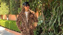 Galilea Montijo causa furor con este look irreverente