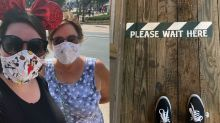 I Went To Disney World The Day It Reopened After The Coronavirus Closures, And This Is What It's Really Like