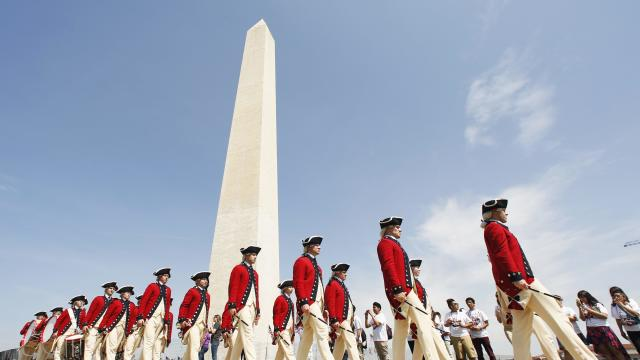 Washington Monument Reopens to Rave Reviews