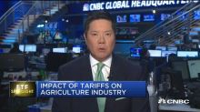 Impact of tariffs on agriculture ETFs