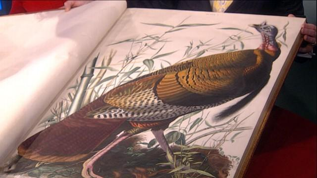 World's Most Expensive Book Stops By 'GMA'
