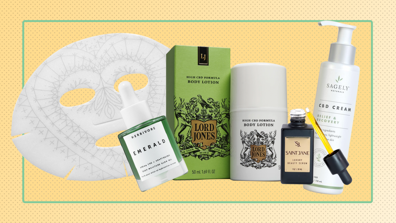 CBD Beauty Products: Experts Weigh in on What You Need to Know