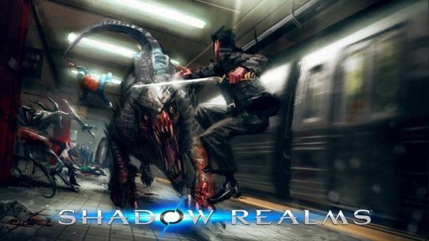 BioWare's Shadow Realms is 4-on-1, action-RPG mayhem