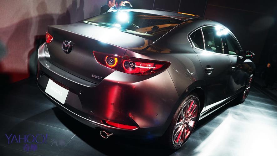 用Mazda 3歡慶每秒駕馭的感動!2019大改款4代目春酒餐敘快閃現身! - 5