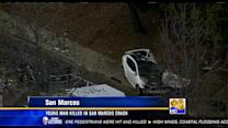 Young man killed in San Marcos crash