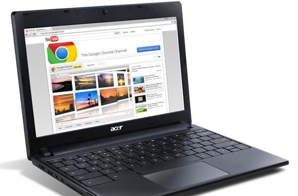 Acer's AC700 Chromebook coming to the US this month for $350, 3G model arriving later this summer