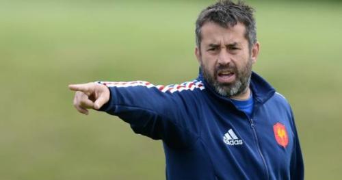 Rugby à 7 - Bleus - Frédéric Pomarel ne sera plus entraîneur de l'équipe de France