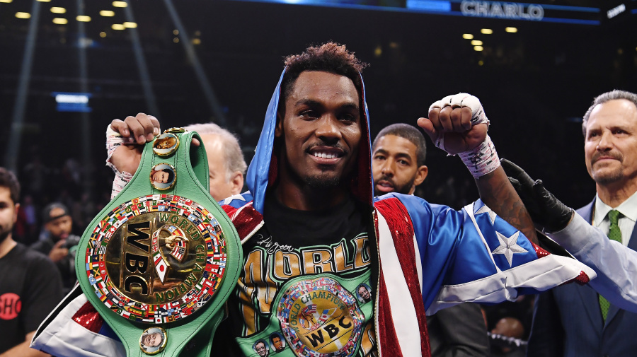 Jermall Charlo passes big test to retain title